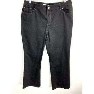 Chico's Jeans Ultimate Fit Bootcut 16 XL Short